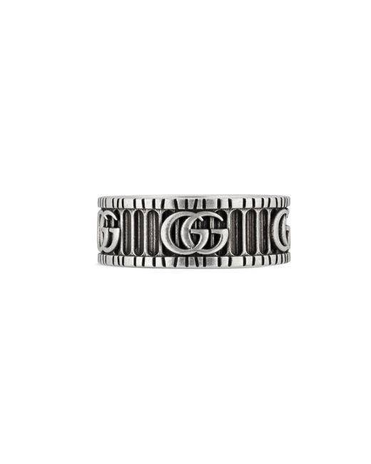 Gucci - Metallic Brazalete De Logo Gg for Men - Lyst