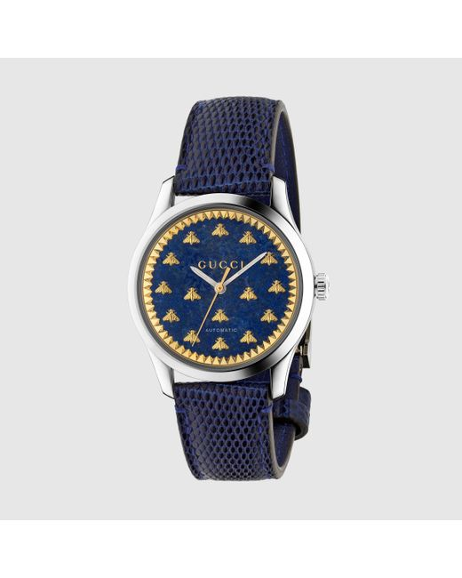 Gucci グッチ〔g-タイムレス〕ウォッチ(38 Mm) Blue