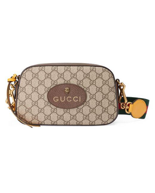 Borsa a tracolla Neo Vintage di Gucci in Natural