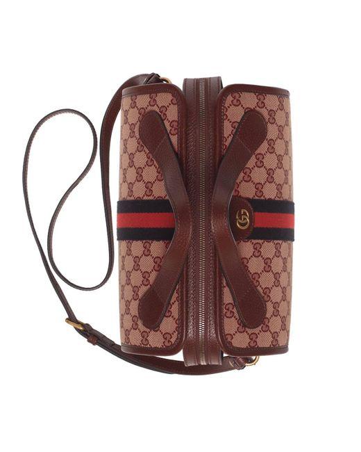 ... Gucci - Blue Ophidia GG Mini Duffle for Men - Lyst ... 36927820f9591