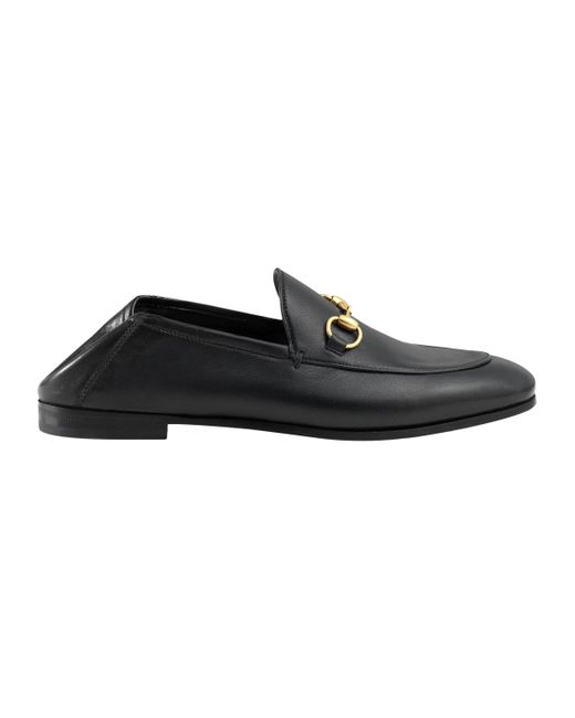 710600679 Gucci - Multicolor Leather Horsebit Loafer - Lyst