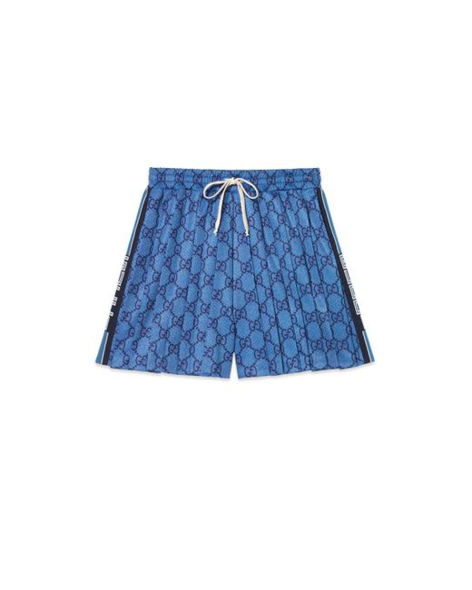 Shorts di Gucci in Blue