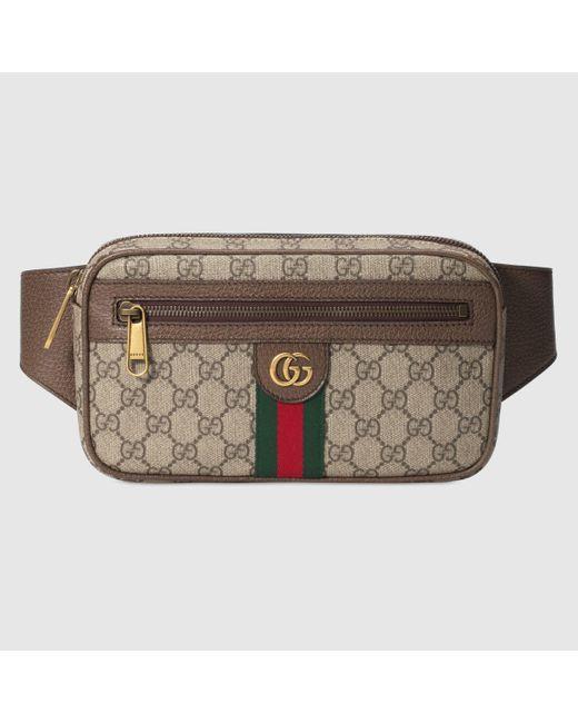 メンズ Gucci 〔オフィディア〕GG ベルトバッグ Multicolor