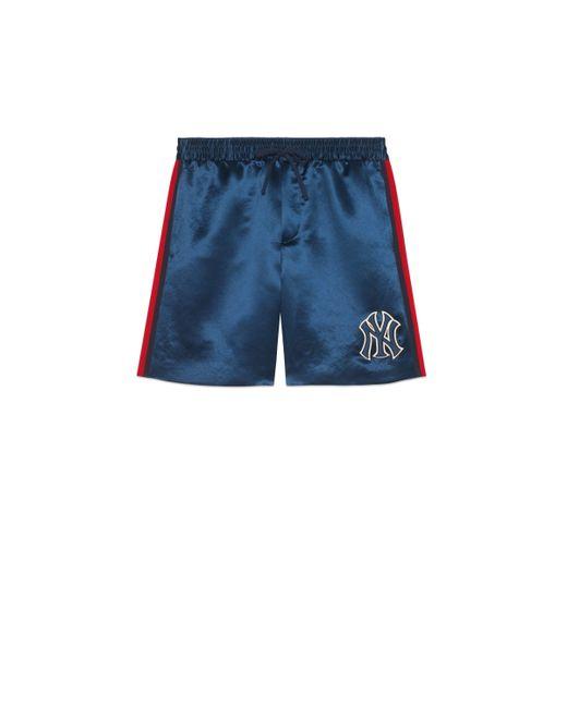 Gucci - Blue Short de Hombre con Parche NY YankeesTM for Men - Lyst