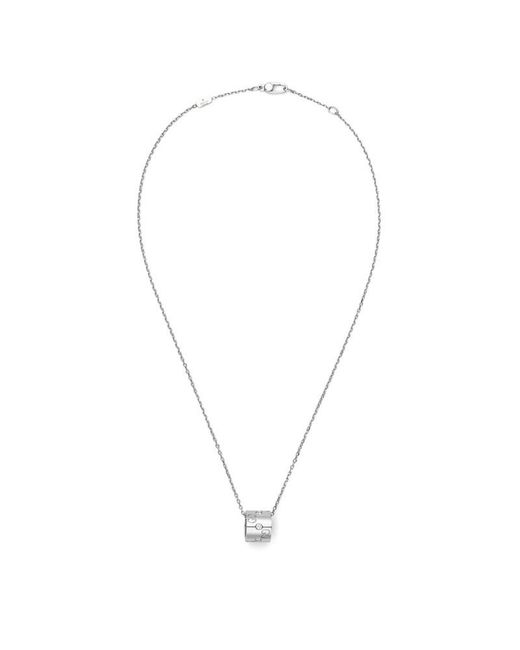 Gucci | Metallic Icon Necklace | Lyst