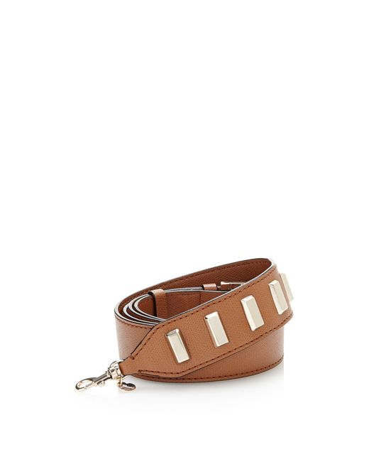 Guess | Brown Mix Match Stud Shoulder Strap | Lyst