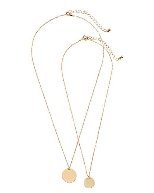 H&M | Metallic 2-pack Necklaces | Lyst