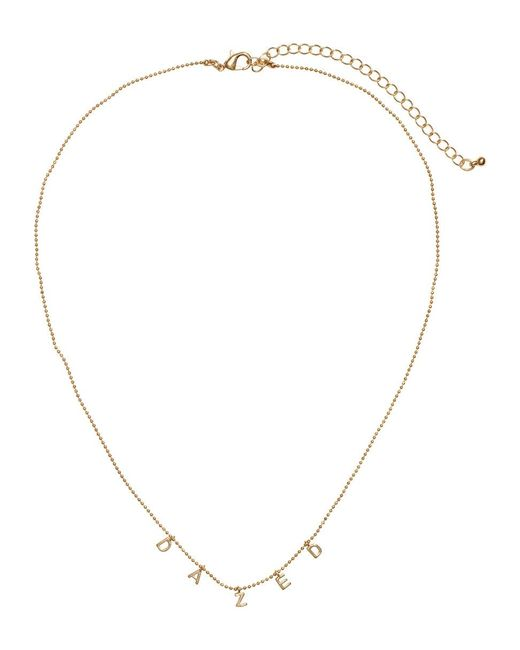 H&M | Metallic Necklace With Pendants | Lyst