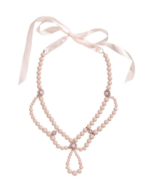 H&M | Natural Long Necklace | Lyst