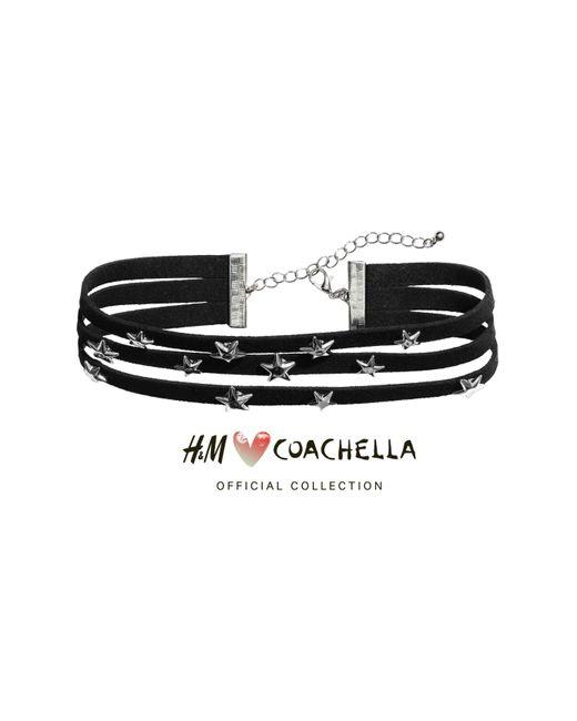 H&M | Black Choker | Lyst