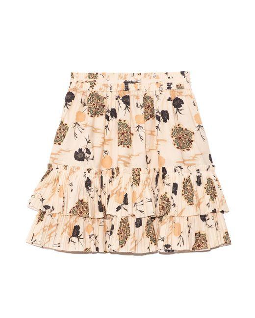 Ulla Johnson Multicolor Leela Skirt
