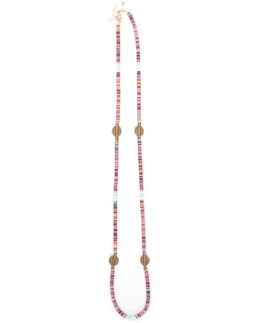 Theodosia | Long Multicolored Necklace | Lyst