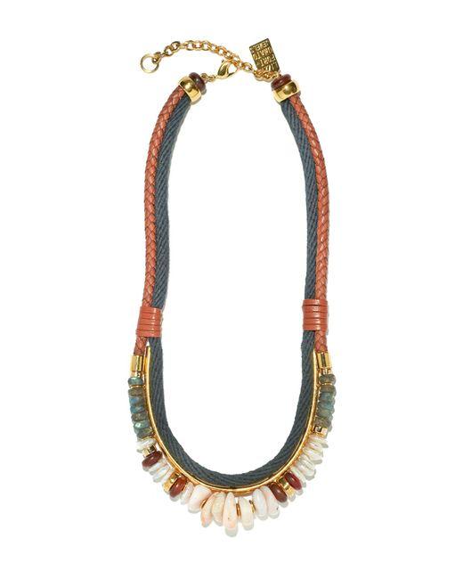 Lizzie Fortunato | Multicolor Sand Mesa Necklace | Lyst