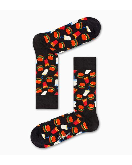 Hamburger Sock Happy Socks de color Multicolor