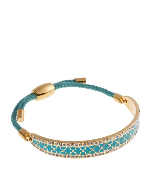 Halcyon Days - Blue Gold Agama Bangle - Lyst
