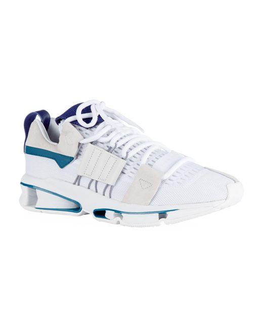Adidas Originals - White Twinstrike Adv Sneakers for Men - Lyst