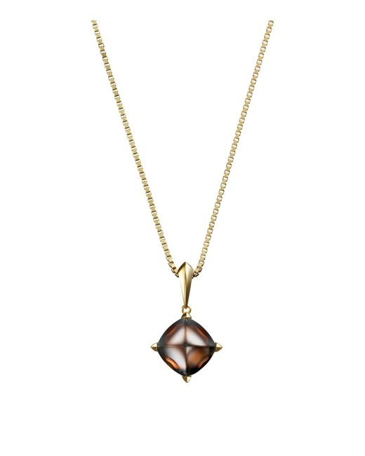 Baccarat - Metallic Mdicis Crystal Necklace - Lyst