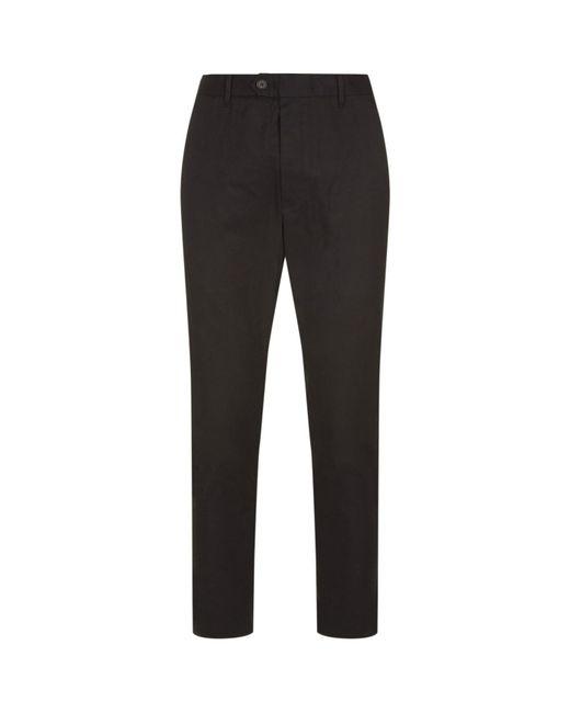 AllSaints | Black Kato Trousers for Men | Lyst