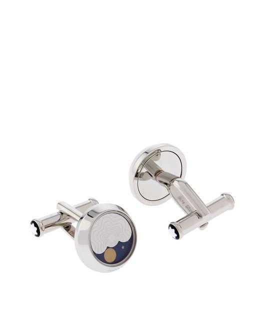 Montblanc - Metallic Horlogerie Cuff Links for Men - Lyst