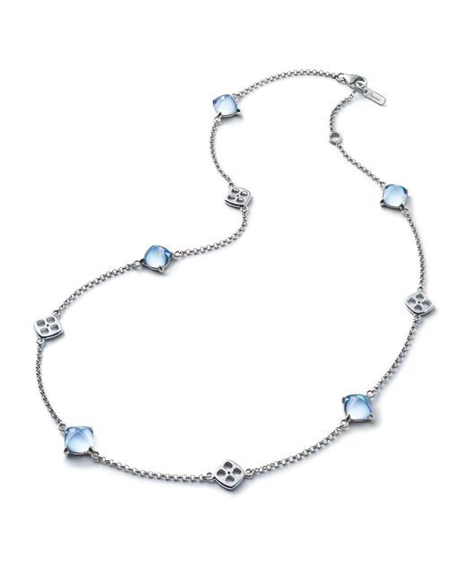 Baccarat - Metallic Medicis Necklace - Lyst