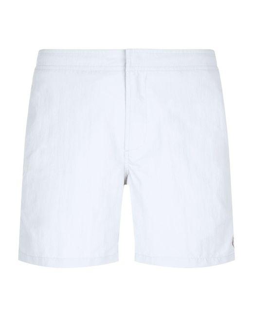 AllSaints - Blue Warden Shorts - Lyst