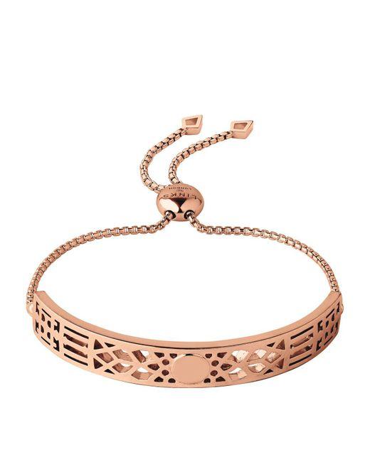 Links of London - Metallic Timeless Engraved Bracelet - Lyst