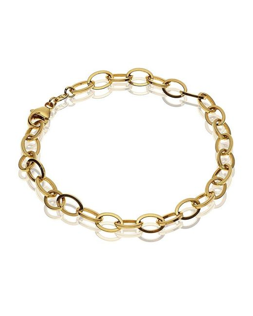 Theo Fennell | Metallic Yellow Gold Outline Link Bracelet | Lyst