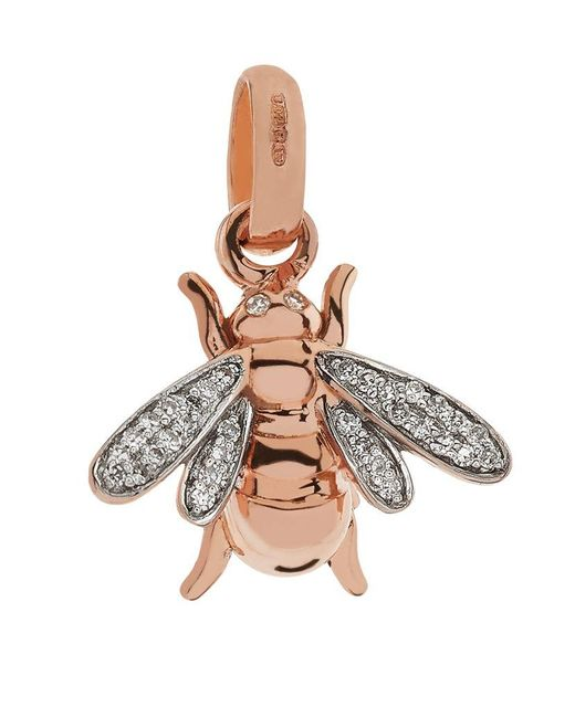 Links of London | Pink Bee Charm | Lyst