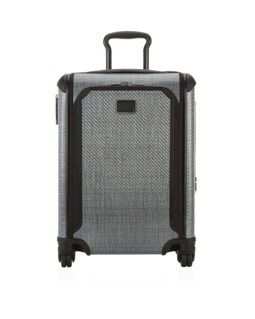 Tumi Gray Tegra-lite Max Expandable Continental Carry-on Case