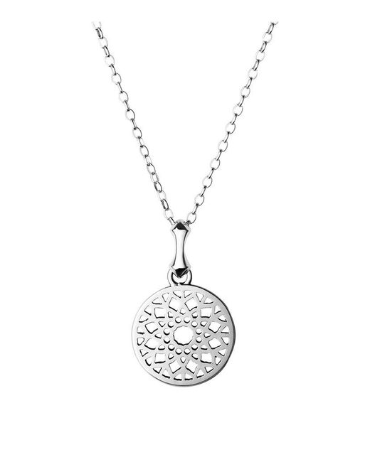 Links of London | Metallic Timeless Small Pendant Necklace | Lyst