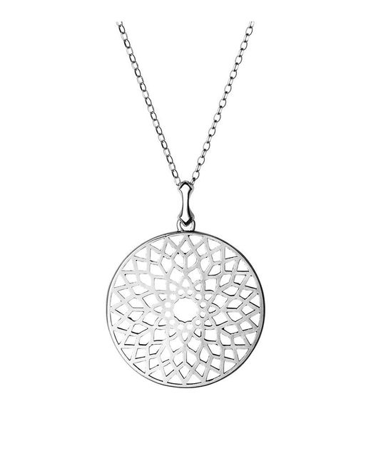 Links of London | Metallic Timeless Large Pendant Necklace | Lyst