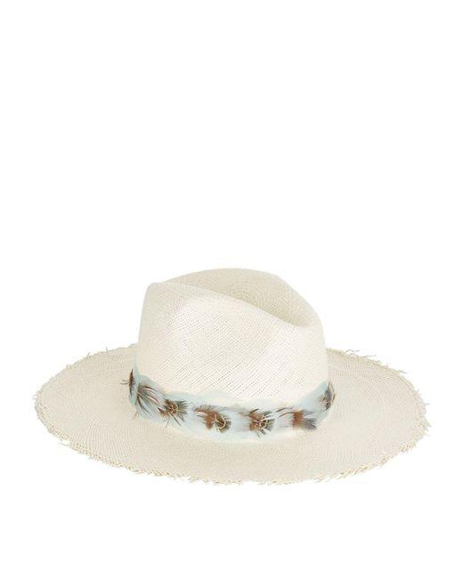 Filù Hats | White Panarea Straw Hat for Men | Lyst