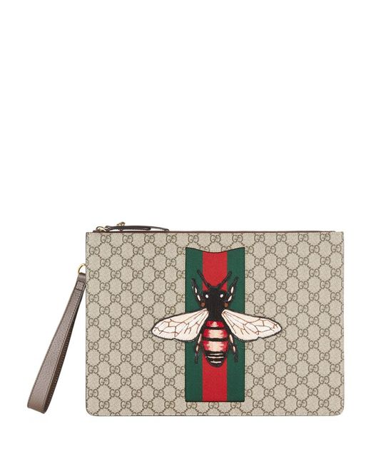 c5cc3a682545 Gucci Gg Supreme Bee Bag Europe Edition | Stanford Center for ...