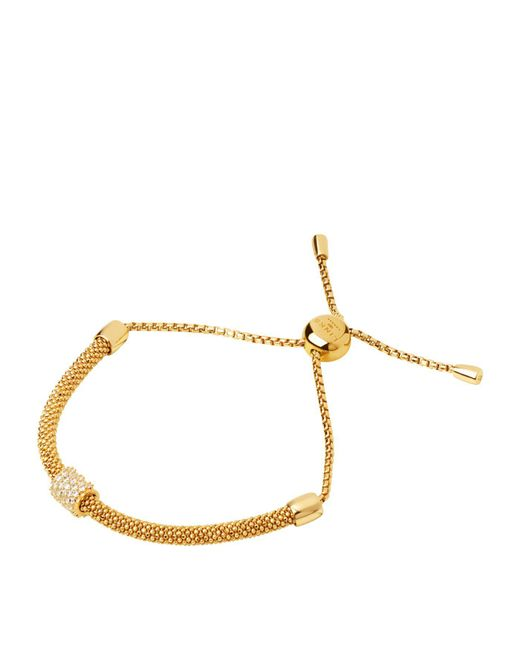 Links of London - Metallic Yellow Gold Starlight Bead Bracelet - Lyst