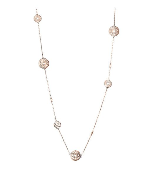 Links of London - Metallic Timeless Station Necklace - Lyst