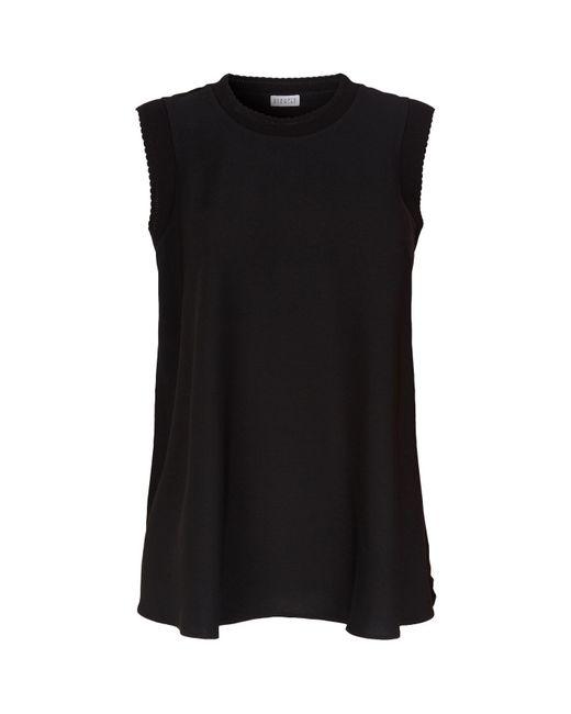Claudie Pierlot - Black Takeoff T-shirt - Lyst