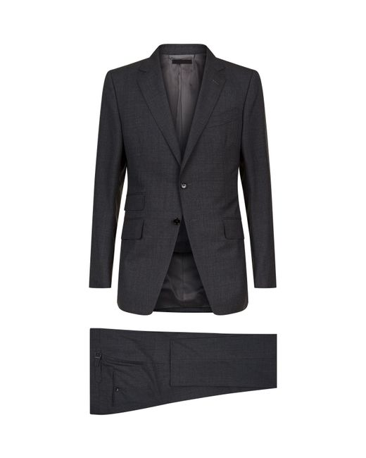 Tom Ford Gray O'connor Two-piece Suit for men