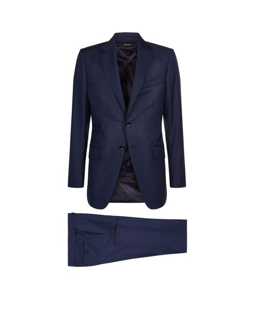Tom Ford Blue O'connor Two-piece Suit for men