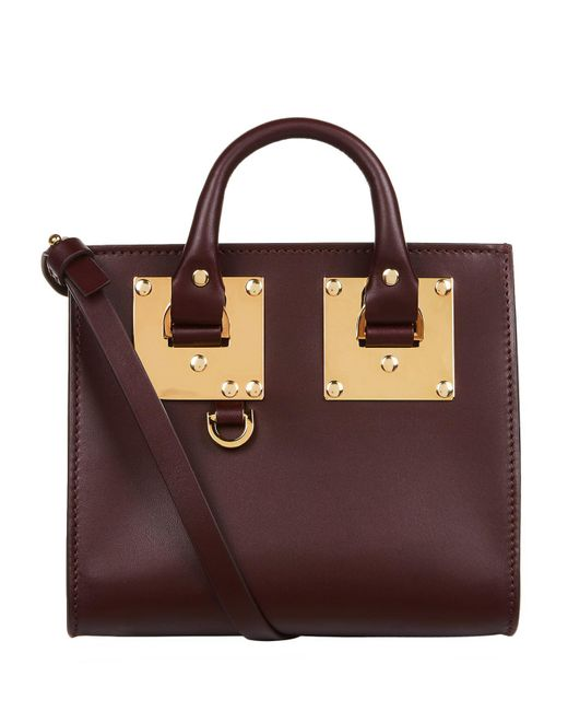 Sophie Hulme - Red Albion Box Tote Bag - Lyst