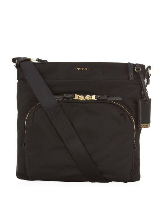 Tumi - Black Capri Crossbody Bag - Lyst