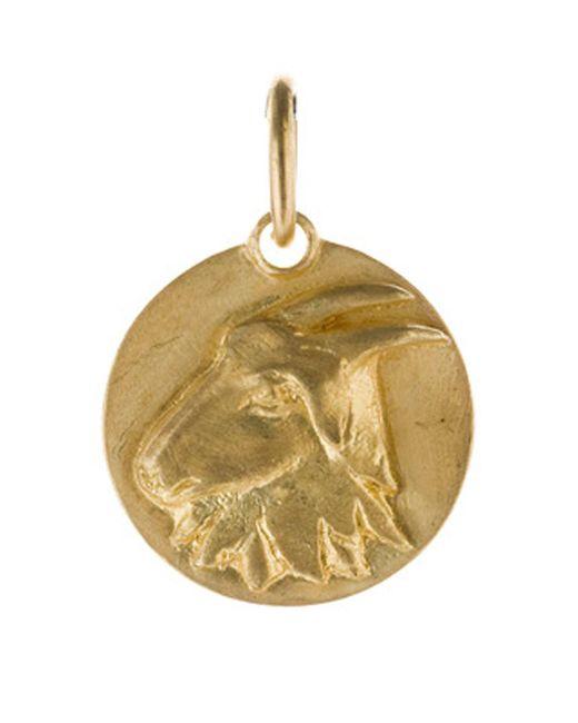 Annoushka - Metallic Mythology Capricorn Pendant - Lyst