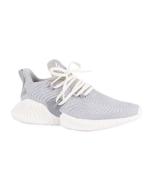 87307ce7745ab Lyst - adidas Alphabounce Instinct Trainers in Gray