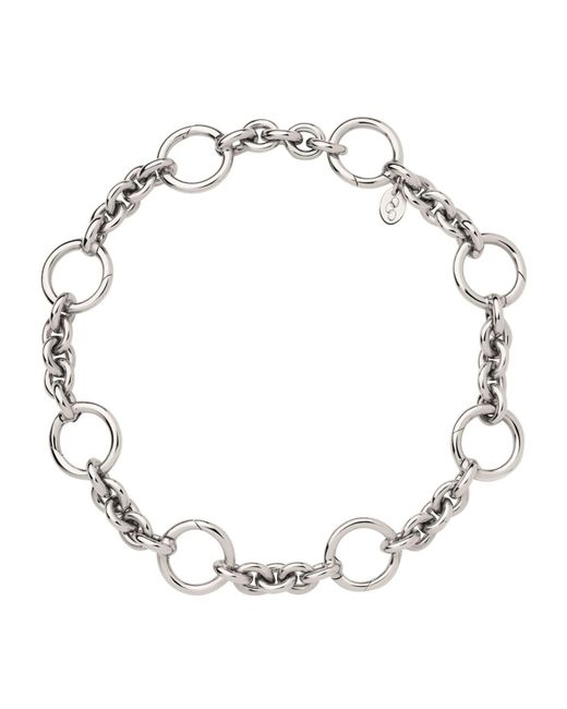 Links of London - Metallic Sterling Silver Capture Charm Bracelet - Lyst