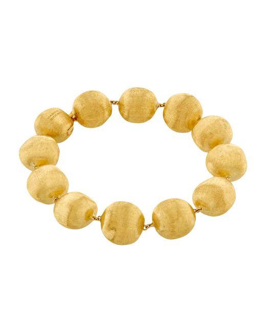 Marco Bicego - Metallic Africa Gold Boule Bracelet - Lyst