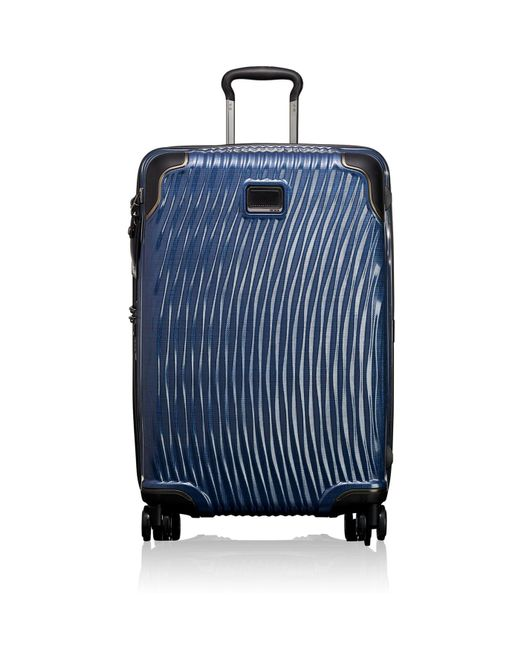 Tumi - Blue Medium International Suitcase for Men - Lyst