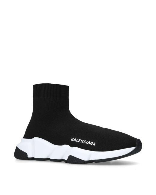 Balenciaga Black Speed 2.0 Sneakers