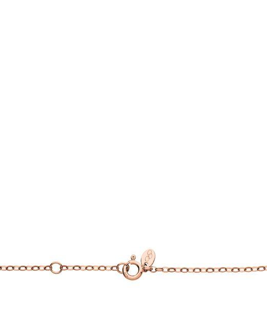 Links of London - Metallic Rose Gold Timeless Bracelet - Lyst