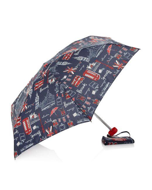 Harrods   Blue Sw1 Umbrella   Lyst