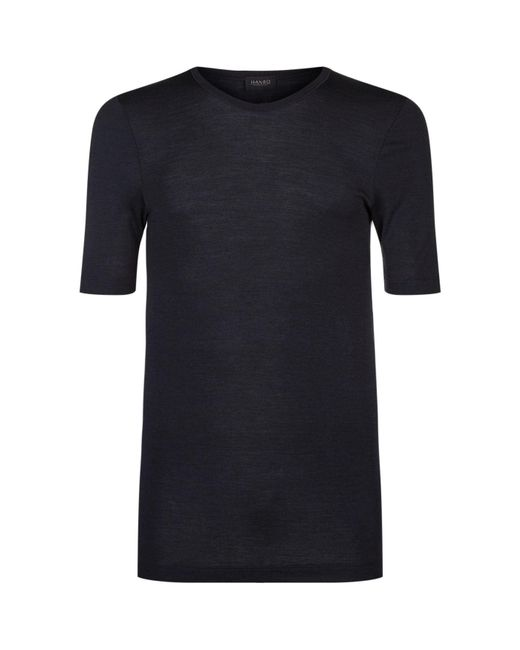 Hanro | Gray Thermal T-shirt for Men | Lyst