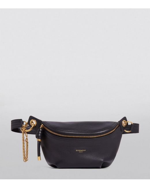 4d72ddbc2f Givenchy Whip Belt Bag in Black - Lyst